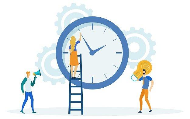 التصحيح الإلكتروني - استراتيجيات إدارة الوقت