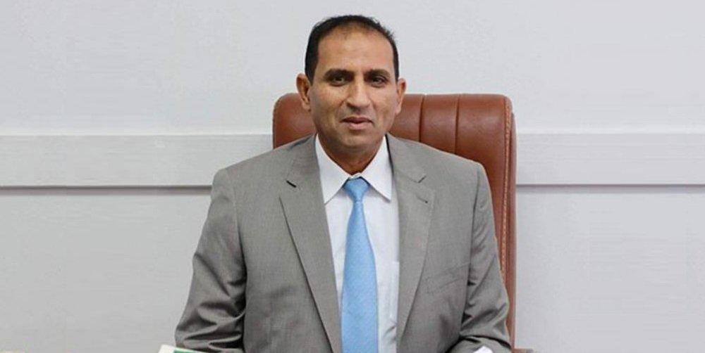 أ.د أحمد غلاب رئيس جامعة أسوان